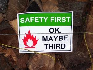 Safety First 2