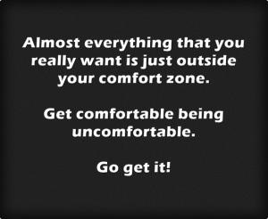 Uncomfortable 3
