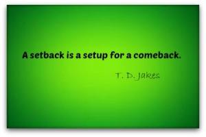 Setback 1