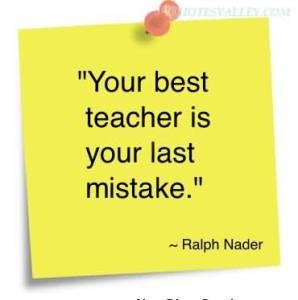 Mistake 5